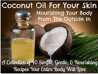 Coconut Oil For The Skin!