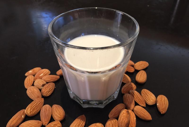 Activated Almond Milk