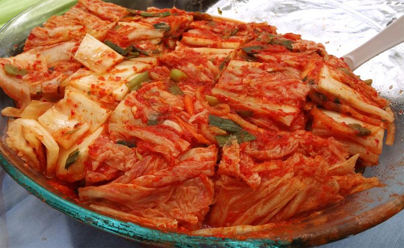 Cuckoo for Kimchi